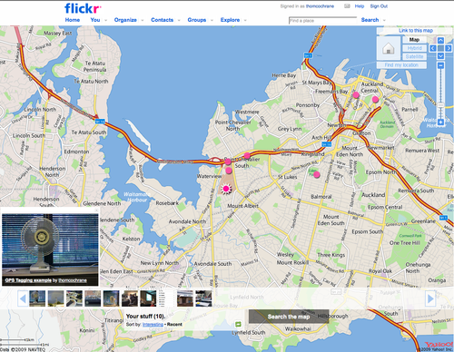 FlickrGeotagMapExample