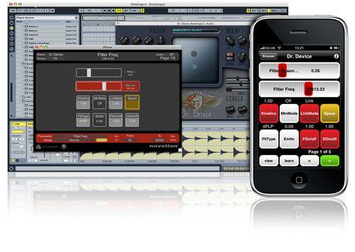IPhoneNovationAutomap