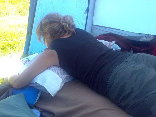 Camping @ Tawharanui